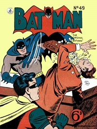 Batman (Colour Comics, 1952 series) #49 — Untitled