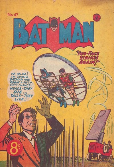 Batman (Colour Comics, 1950 series) #47 ([April 1954])