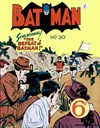 Batman (Colour Comics, 1952 series) #30 ([November 1952?])