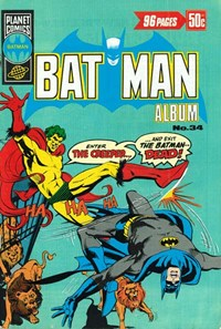 Batman Album (KG Murray, 1976 series) #34 ([December 1976?])