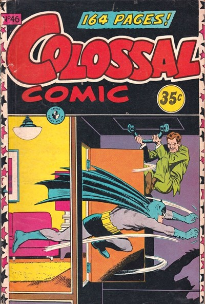 Colossal Comic (Colour Comics, 1958 series) #46 ([August 1968?])
