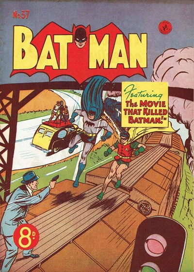 Batman (Colour Comics, 1950 series) #37 ([June 1953])