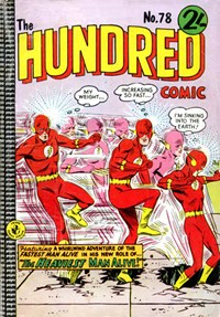 The Hundred Comic (Colour Comics, 1961 series) #78 — The Heaviest Man Alive!