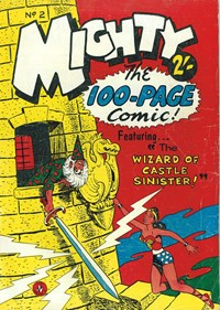 Mighty The 100-Page Comic! (Colour Comics, 1957 series) #2 ([November 1957?])