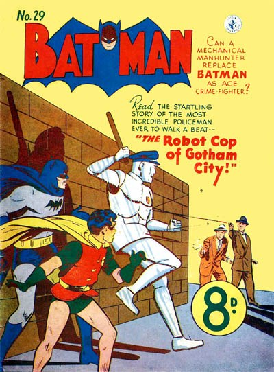 Batman (Colour Comics, 1950 series) #29 ([October 1952])