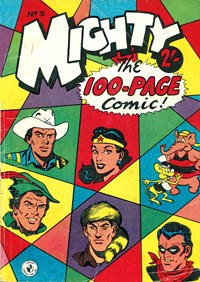 Mighty The 100-Page Comic! (Colour Comics, 1957 series) #3 ([January 1958?])