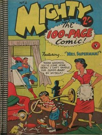 Mighty The 100-Page Comic! (Colour Comics, 1957 series) #4 ([March 1958?])