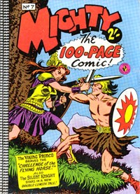 Mighty The 100-Page Comic! (Colour Comics, 1957 series) #7 ([September 1958?])