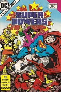 Super Powers (Federal, 1985 series) #2 ([February 1985?])
