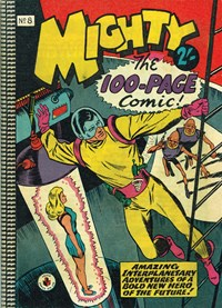 Mighty The 100-Page Comic! (Colour Comics, 1957 series) #8 ([November 1958?])