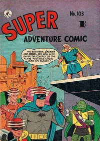 Super Adventure Comic (Colour Comics, 1950 series) #103