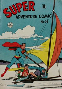 Super Adventure Comic (Colour Comics, 1950 series) #94