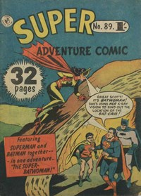 Super Adventure Comic (Colour Comics, 1950 series) #89