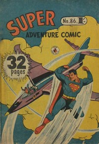 Super Adventure Comic (Colour Comics, 1950 series) #86