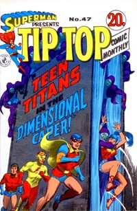 Superman Presents Tip Top Comic Monthly (Colour Comics, 1965 series) #47 — No title recorded