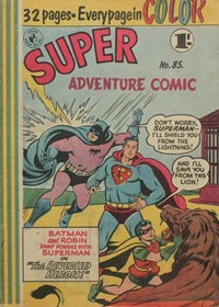 Super Adventure Comic (Colour Comics, 1950 series) #85