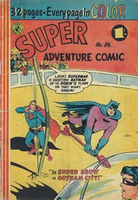 Super Adventure Comic (Colour Comics, 1950 series) #84