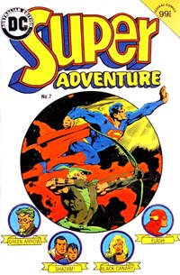 Super Adventure (Federal, 1984 series) #7 — No title recorded