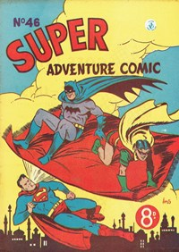Super Adventure Comic (Colour Comics, 1950 series) #46