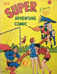 Super Adventure Comic (Colour Comics, 1952 series) #37 — Untitled