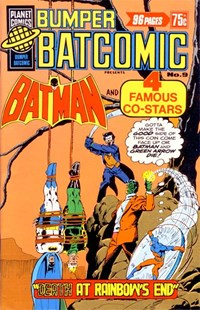 Bumper Batcomic (Murray, 1978 series) #9