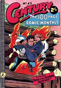 Century the 100 Page Comic Monthly (Colour Comics, 1956 series) #43 ([December 1959?])