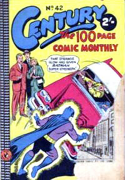 Century the 100 Page Comic Monthly (Colour Comics, 1956 series) #42 ([November 1959?])