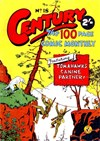 Century the 100 Page Comic Monthly (Colour Comics, 1956 series) #18 ([November 1957?])