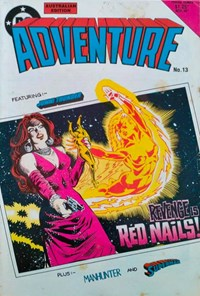 Adventure (Federal, 1983 series) #13 ([February 1986?])