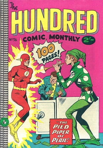 The Hundred Comic Monthly (Colour Comics, 1956 series) #36 ([September 1959?])