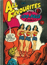 All Favourites, The 100-Page Comic (Colour Comics, 1958 series) #12 — Untitled
