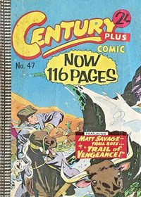 Century Plus Comic (Color Comics, 1960 series) #47 ([April 1960])
