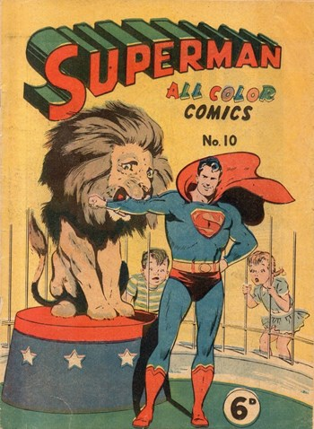 Superman All Color Comics