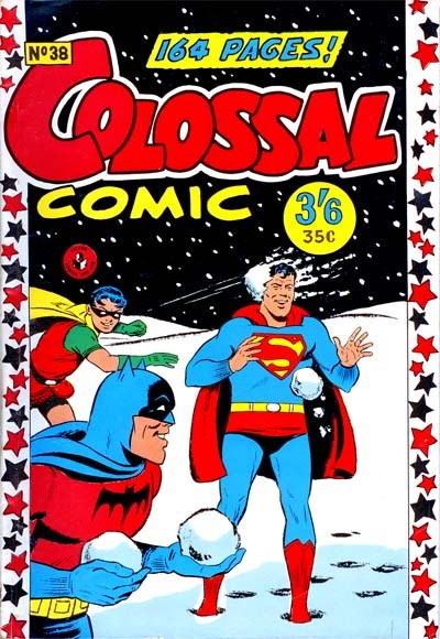 Colossal Comic (Colour Comics, 1958 series) #38 ([August 1966?])