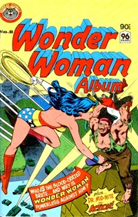 Wonder Woman Album (Murray, 1978? series) #8 ([October 1980?])