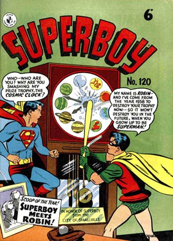 Superboy (Colour Comics, 1950 series) #120