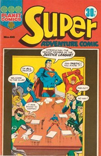 Super Adventure Comic (Colour Comics, 1960 series) #66