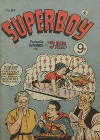 Superboy (Colour Comics, 1950 series) #89