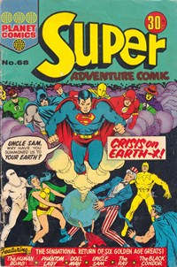 Super Adventure Comic (KG Murray, 1975? series) #68