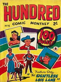 The Hundred Comic Monthly (Colour Comics, 1956 series) #15
