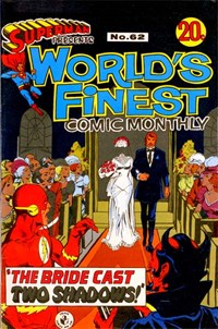 Superman Presents World's Finest Comic Monthly (Colour Comics, 1965 series) #62