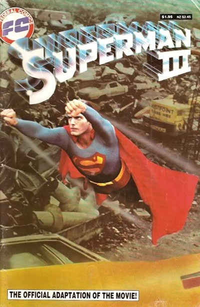 Superman III (Federal, 1983? series)  ([December 1983])