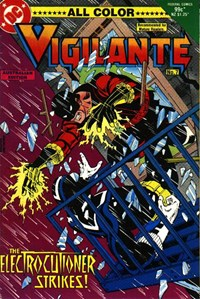 Vigilante (Federal, 1984 series) #7 — No title recorded