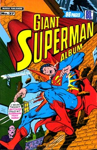 Giant Superman Album (Murray, 1978? series) #37 — No title recorded