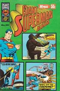 Giant Superman Album (KG Murray, 1973? series) #30 — Untitled