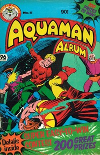 Aquaman Album (Murray, 1978 series) #5 — Untitled