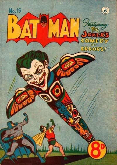 Batman (Colour Comics, 1950 series) #19 ([December 1951])