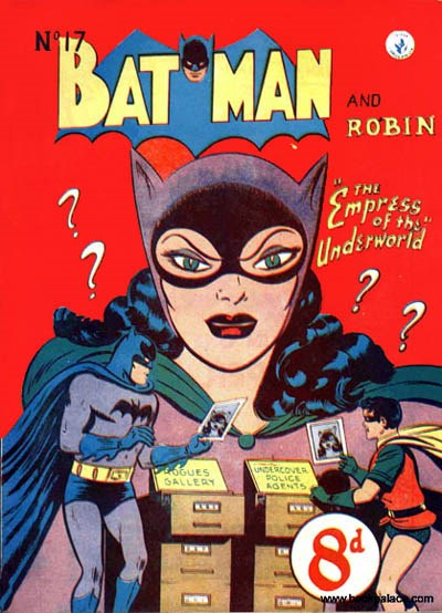 Batman (Colour Comics, 1950 series) #17 ([October 1951?])