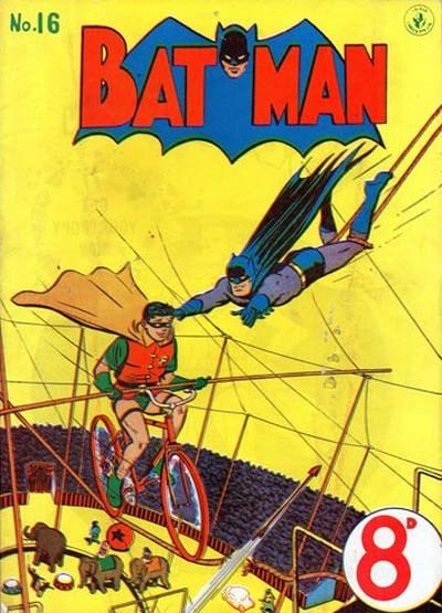 Batman (Colour Comics, 1950 series) #16 ([September 1951?])