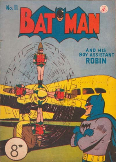 Batman (Colour Comics, 1950 series) #11 ([April 1951?])